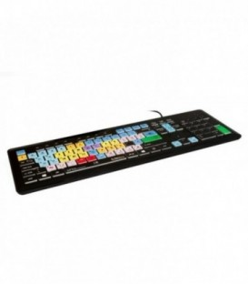 Editors Keys EK-KB-MCOM-BLW-DE - Backlit Keyboard
