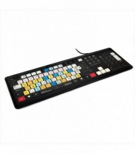 Editors Keys EK-KB-PHOTOCC-BLW-DE - Backlit Keyboard