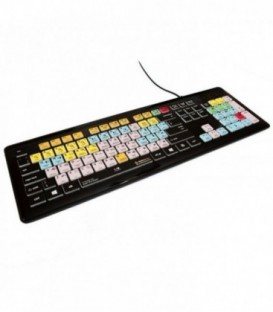 Editors Keys EK-KB-PT-BLW-DE - Backlit keyboard