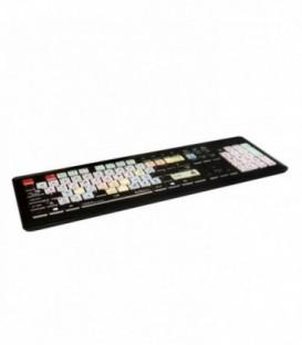 Editors Keys EK-KB-REAS-BLW-DE - Backlit Keyboard