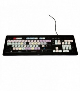 Editors Keys EK-KB-VEGA-BLW-DE - Backlit Keyboard