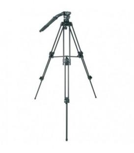 Walimex Pro WP-ST-EI-717 - Video-Pro-Stativ, 133cm