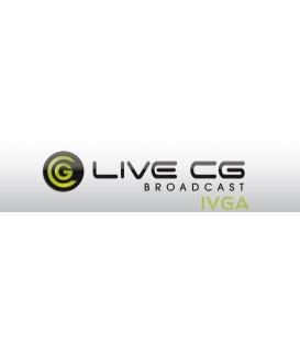Newtek LIVECGBROADIVGA - LiveCG Broadcast IP
