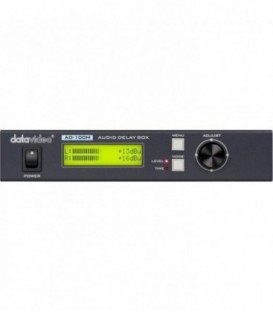 Datavideo 2205-1101 - AD-100M - Audio Delay Box to Synchronise Video and Audio
