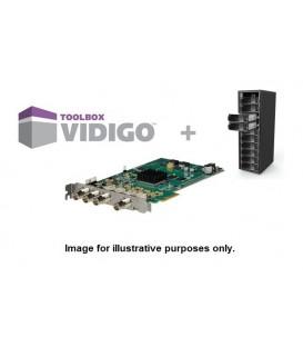 VidiGo VT2-TD - Turnkey kit with Deltacast SDI card
