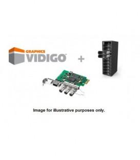 VidiGo VG2-TB - Turnkey kit with Blackmagic Design SDI card