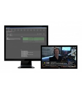 VidiGo VVR4-TK - VidiGo Visual Radio - 4 Inputs