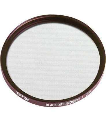 Tiffen 105CBDFX1 - 105C Black Diffusion Fx 1 Filter