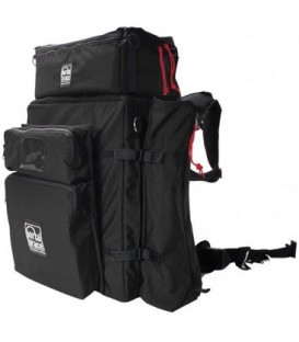 Portabrace BK-3BEXP - Modular Backpack, Ext/Value Pack, Black
