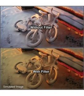 Tiffen 66CH2 - 6X6 Chocolate 2 Filter