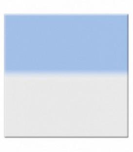 Tiffen 66CGB2H - 6X6 Clr/Blue 2 Grad He Filter