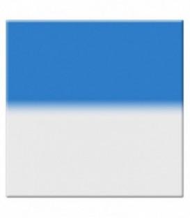 Tiffen 66CGB4H - 6X6 Clr/Blue 4 Grad He Filter