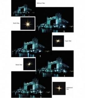 Tiffen S9SRHYSTR - Series 9 Sr Hyper Star Filter