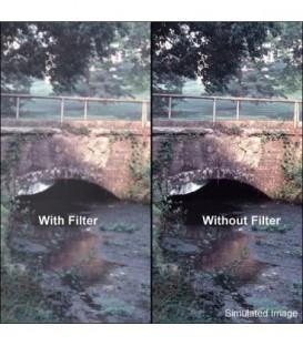 Tiffen 6INPM1M - 6In Pro-Mist 1 Mounted Filter