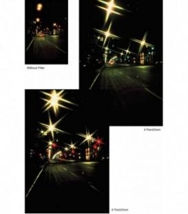 Tiffen 23STR62 - 2X3 Star 6Pt 2Mm Filter