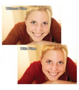 Tiffen 33812 - 3X3 812 Filter