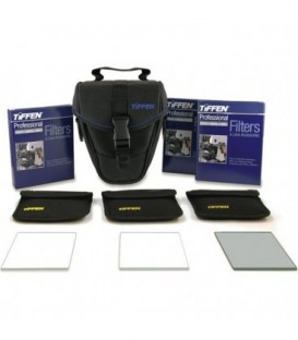 Tiffen 4565DVFMK3 - 4X5.650 Dv Film Look Kit 3