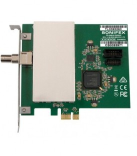 Sonifex PC-AM32 - AM PCIe Radio Capture Card - 32 Channel