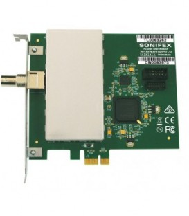 Sonifex PC-DAB3 - DAB+ PCIe Radio Capture Card - 3 Ensembles
