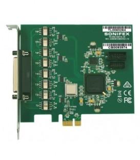 Sonifex PC-DIG4 - DigiTorc 4 Digital PCIe Sound Card (AES/EBU) 4 Stereo I/O