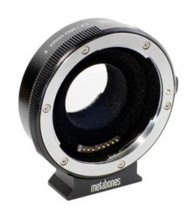 Metabones MB_NF-m43-BT2 -  Nikon F to Micro FourThirds T adapter (Black Matt) II