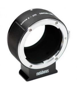 Metabones MB_NF-X-BT1 - Nikon F to X-mount/FUJI T (Black Matt)