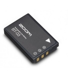 Zoom BT-03 - Q8: Rechargeable Battery