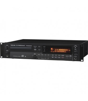 Tascam CD-RW900 mkII - Professional CD Recorder