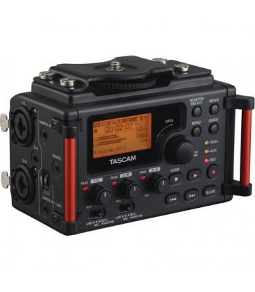 Tascam DR-60DmkII - 4-Channel Portable Recorder for DSLR