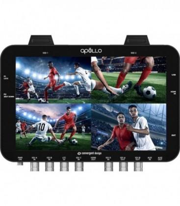 Convergent Design CD-APOLLO - Apollo OLED Monitor, Recorder, Switcher