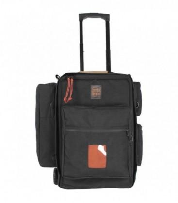 Portabrace BK-FS5OR - Backpack with Off-Raod Wheels for Sony PXW-FS5, Black