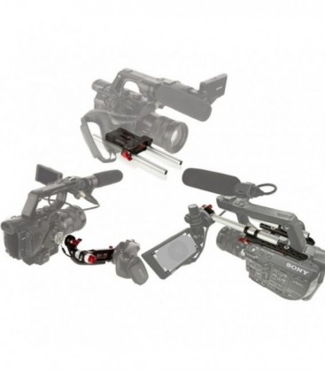 Shape FS5BASEKIT - Baseplate Kit For Sony Fs5 Camera