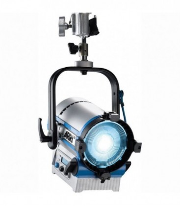 Arri L0.0001953 - L5-C 5 inch LED Fresnel (Silver/Blue, Pole Operated)