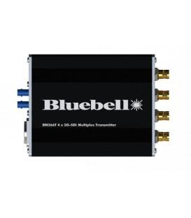 Bluebell BN366T/S/CWDM/4T/ST - Singlemode Quad Channel 3G/SDI, HD/SDI