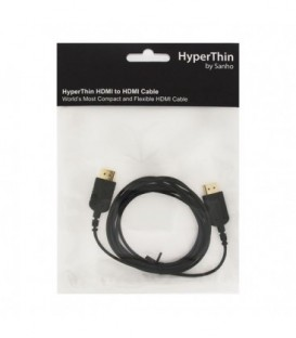 HyperThin HT08-FF - HDMI Cable Full to Full 80cm