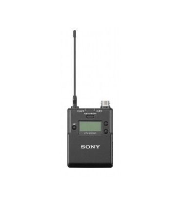 Sony UTX-B03HR/K33 - UWP-D Body-pack Transmitter