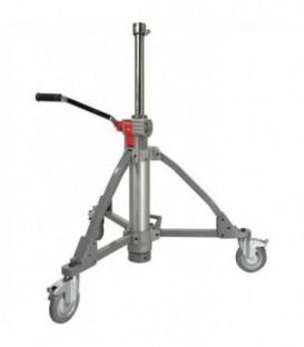 Matthews 521000 - LowBoy Vator III Single Riser Crank-Operated Light Stand
