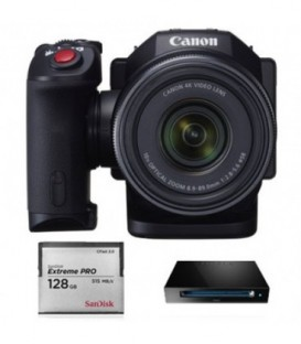 Canon 0565C018 - XC10 128GB CFast Card & Reader Kit