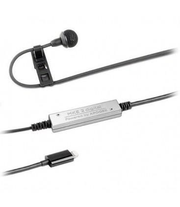 Sennheiser MKE-2-digital - Clip-on microphone