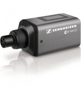 Sennheiser SKP100-G3-B-X - Plug-on transmitter