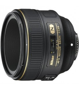 Nikon JAA136DA - AF-S NIKKOR 58mm f/1,4G Lens