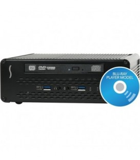Sonnet ECHO-DK-BD-0TB - 0 TB Sonnet Echo 15+ Thunderbolt 2 Dock, Blu-Ray Disc Player
