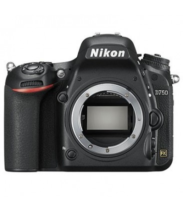 Nikon VBA420AE - D750 DSLR Camera Body
