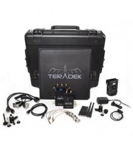 Teradek TER-BOLT-990-1V - BOLT Pro 2000 Wireless Video TX / RX Deluxe Kit