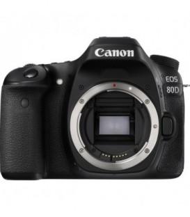 Canon 1263C027 - EOS-80D Body