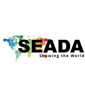 Seada SE-HBT-4K - 4K HDMI Over HDBaseT TX/RX Kit, Up to 100m, A
