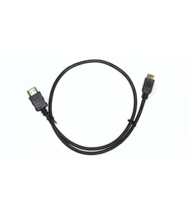 SmallHD CBL-SGL-MCRHDMI-HDMI-THIN24 - Micro HDMI to HDMI cable