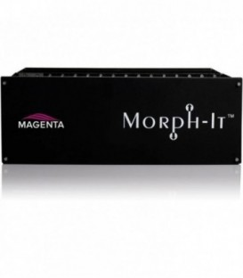 Magenta 400R3314-01 - Morph-It 4U 16 slot frame w/ powered backplane