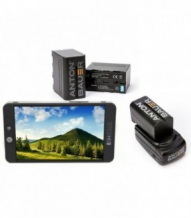 SmallHD SHD-MON702BNPFKIT - 702 Bright Full HD Field Monitor + NPF Battery Kit