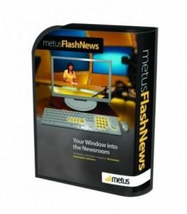 Metus MET-FN - FlashNews